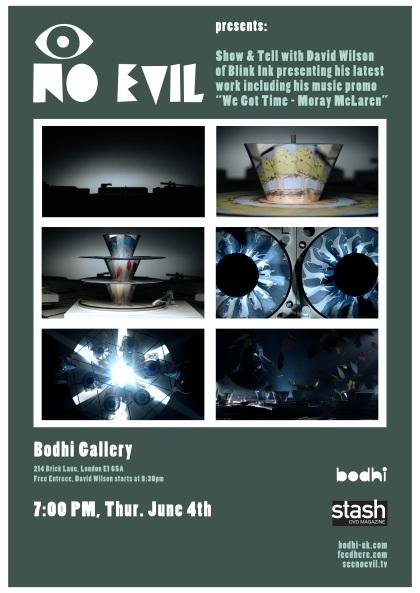 SeeNoEvil Poster